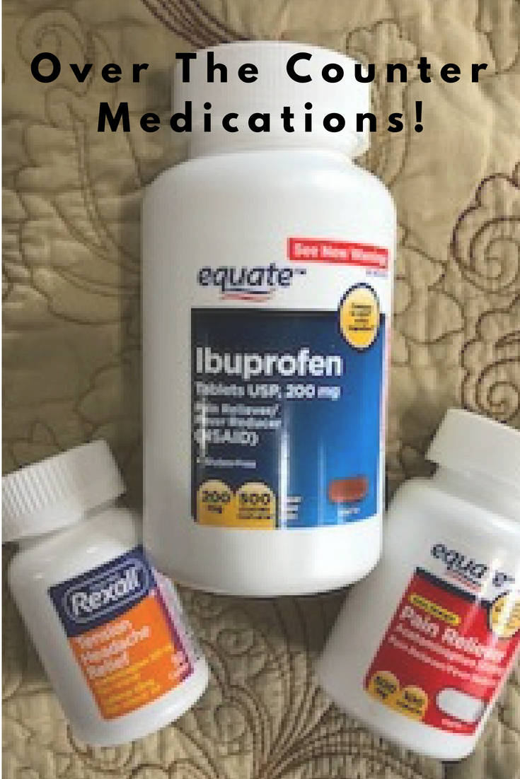 Have You Tried Over The Counter Pain Medication For Your Arthritis