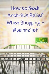 arthritis relief, pain relief, joint pain